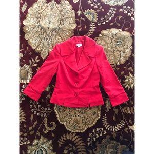 BEBE red blazer